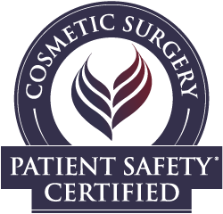 Cosmetic Surgery Patient Safety Certified